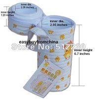 Wholesale baby feeding bottle warmer cooler insulated carrier bag for single bottle bottle case insulator bottle not included