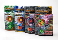 Wholesale 5 style Beyblade Metal Fusion D System LOOSE Battle Top Set masters Styles Can choose kids game toys