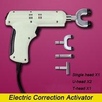 american corrections - 110V V Smart Chiropractic Adjusting Instrument American Electric Activator Massager Correction Gun