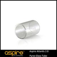 Cheap 3ml Aspire Atlantis V2 Pyrex Glass Tube Best 510, EGO 3ml Atlantis 2 Pyrex Glass Tank
