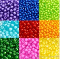 Wholesale Hot selling mm Acrylic Scattered Beads for Ornaments Bags Bead Bracelet Accessories Decorations color in stock
