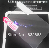 Wholesale D3200 DSLR camera mm Self Adhesive LCD Screen Protector Cover Film For Nikon