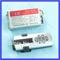 Wholesale E79 Ways ON OFF Digital Remote Control Switch Controller For Light Lamp