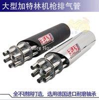 Wholesale Motorcycle performance exhaust pipe Hon da su zu ki ya ma ha GY6