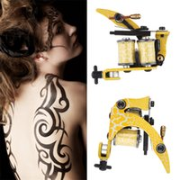 Wholesale New Arrival Tattoo Machine Gun Shader Liner Wrap Coils For Power Supply Quality