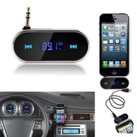Wholesale Wireless Bluetooth FM Transmitter MP3 Player car Kit harger for iPhone