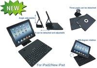 Wholesale 1pcs twist bluetooth Wireless keyboard degree shift for iPad for ipad2 ipad3 ipad4