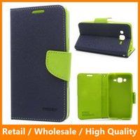 apple iphone korea - Luxury Korea Mercury Goospery PU Leather Wallet Case Creadit Card Holder for iPhone6 s Plus sPlus Samsung Galaxy S7 S7edge S6 S6edge Note