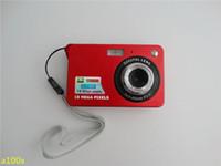 Wholesale 100x HD Digital Camera MP quot TFT X Zoom Smile Capture Anti shake Video Camcorder DC530 Alishow DV