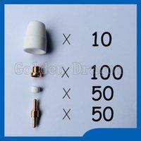 Wholesale PT LG Air Plasma Cutting Cutter Consumables KIT Plasma Nozzles TIPS Fit Cut D CT PK