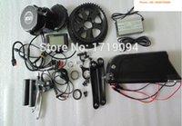8FUN 36v motore 250W BBS01 con kit di conversione completa di e-bike 36v 10.4Ah Samsung batterie per MTB di serie