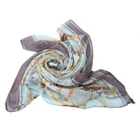 korean style blankets - Newest Women Voile Scarves Korean Style Ladies Summer Beach Blanket Silk Scarf Wrap Shawl EUF6