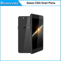 america core - Quad Core SISWOO Longbow C50a phone Lollipop MTK6735 Android G FDD LTE mAH GHz GHz Dual wifi For North America DHL free
