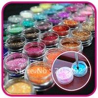 Wholesale Professional Colors Glitter Acrylic Powder For Nail Art Beauty Care Salon Decoration D Tips