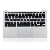 apple keyboard assembly - Topcase with keyboard Touchpad Trackpad Assembly US Layout For Apple Macbook Air A1465 Mid Early Year