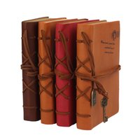 best books classics - 2015 Popular Vintage Notebook Retro Diary Note Book Gift For Best Friends Leather Bound Classic Vintage Paper Books