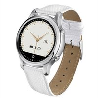 android phone features - MTK2502 Bluetooth Smart Phone Watch With Multiple Features Alarm Clock Pedometer Sports Tracker Answer Phone Calls White