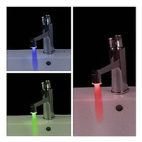 bamboo basin faucet - 200 NEW Classic Bathroom Faucet Accessories with LED Light Basin Faucet