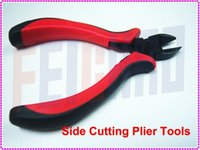 aircraft cutting tools - New F00466 one Side Cutting Pliers Tools Diagonal Pliers For RC helicopter Aircraft cars boats FS