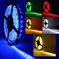 Wholesale Celebration Lighting ft M Waterproof Rope Lights LED SMD Flexible LED Strip Light