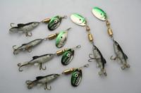 Wholesale FISHING LURES SPINNER HOOKS BAITS g