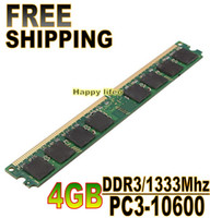 Wholesale Brand New Sealed DDR3 mhz mhz mhz PC3 GB GB GB Desktop RAM Memory Lifetime warranty