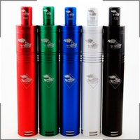 Wholesale E Cigarette Kit Tugboat Mechanical Mod Starter Kit with Tugboat RDA Rebuildable Atomizer Vaporizer Magnet Bottom Aluminum High Quality