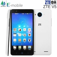 "Cheap Origina ZTE V5 Red Bull V5s Android Dual SIM Mobile Phone Snapdragon MSM8926 Quad Core 5"" HD 1280*720 2GB+8GB GSM WCDMA 13MP GSP"