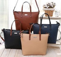 Wholesale Hot sell Ms MANGO The new Lychee Emboss handbags simplicity shoulder bag shopping bags