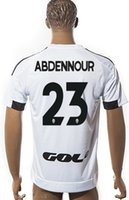 Wholesale Thai Quality Soccer Jerseys ABDENNOUR Football Shirts football Jersey player Free custom name and number Customized Soccer Jerseys