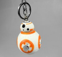 figurines - Star Wars Sphero BB Toys The Force Awakens action Figurine BB Key Chain action Figurine toy Kids Toys