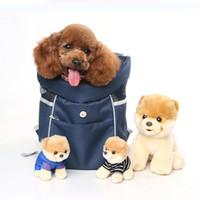 Wholesale Pet chest backpack bag dog bag cat Go out backpack bag