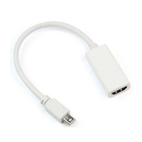 Wholesale Latest Thunderbolt Mini DisplayPort to HDMI TV AV HDMI Cable for MacBook Air