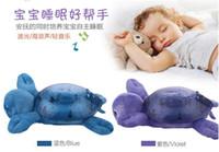 baby musical projector - Animal Turtle Night Light Soft Musical Play Sleep Lamp Baby Sleeping Projector Kids Toy Ocean Wave Projection Turtle Lamp