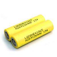 Wholesale authentic HE4 rechargeble battery HE4 battery mah v vape battery