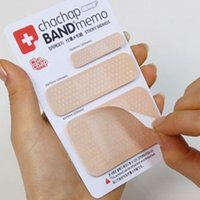 Wholesale Stationery Notes of Band Memo Aid Bandage set