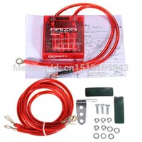 Wholesale Universal Red Car Fuel Saver Voltage Volt Stabilizer Regulator Pivot Mega Raizin order lt no track