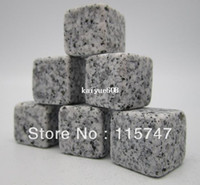 Wholesale 2013 NEW WHISKEY STONES WHISKY ROCKS SET OF DRINK COOLING ICE MELTS