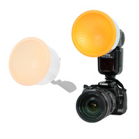 Wholesale Universal Camera Lambency Soft Flash Diffuser Cover Set NG F02 for Nikon Sony Olympus and Other Speedlite order lt no track