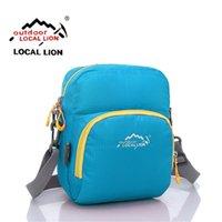 Wholesale Best Promotion Newest Locallion Fashion Leisure Mini Messenger Bag Unisex Multifunction Outdoor Pockets Sports Bag