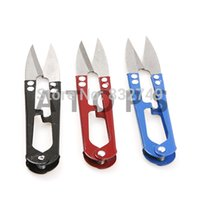 Wholesale New Snips Thrum Fishing Thread Beading Cutter Mini sewing scissors order lt no track