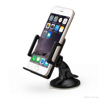 Cheap For Apple iPhone Car Mount Best Plastic Black Holder for iPhone