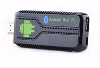 Wholesale UG B Android TV Stick Box GB GB GHz quad Core Cortex A9 Rk3188 Android TV Player Mini PC