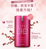 Wholesale New Hot pink super Plus skin Whitening BB Cream sunscreen SPF25 PA korean faced foundation makeup