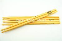 Wholesale New Pairs of Wood Tip Drum Sticks A Drumsticks