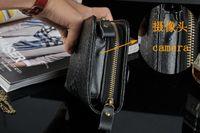 Wholesale HD Spy leather bag Covert Camera Man handbag Bag Hidden Pinhole Video Recorder bag DVR with Remote control motion detector Spy Gadget