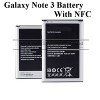 Cheap Mix order NFC EB-L1G6LLU B600BE B800BC cell mobile phone bateria FOR SAMSUNG GALAXY s3 S4 NOTE 3 battery free singapore air mail