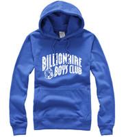 Cheap Wholesale-HOT SELL!BILLIONAIRE BOYS CLUB BBC Hoodie sweatshirt hip hop clothes sportswear fashion brand new 2015 men hip-hop rap sweats