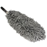 Wholesale Car Wash Cleaning Brush Duster Dust Wax Mop Microfiber Telescoping Dusting Tool