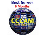Wholesale 6 months CCCAM Europe Cline Server for Satellite Decoder with rca av line Sky Spain UK Germany France by